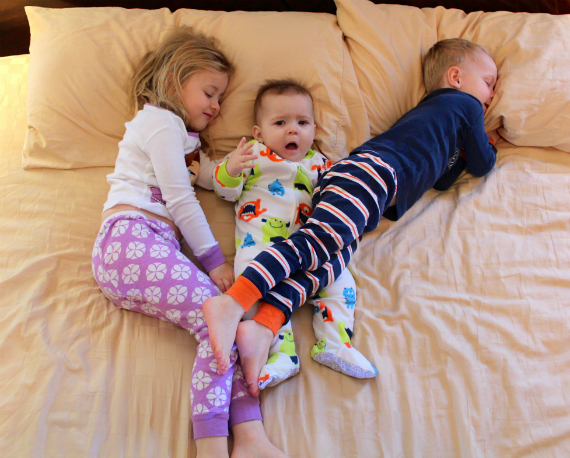 An Alphabetized List Of Sleeping Positions For Parents Of