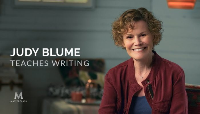 33 Lessons I Learned from the Judy Blume MasterClass