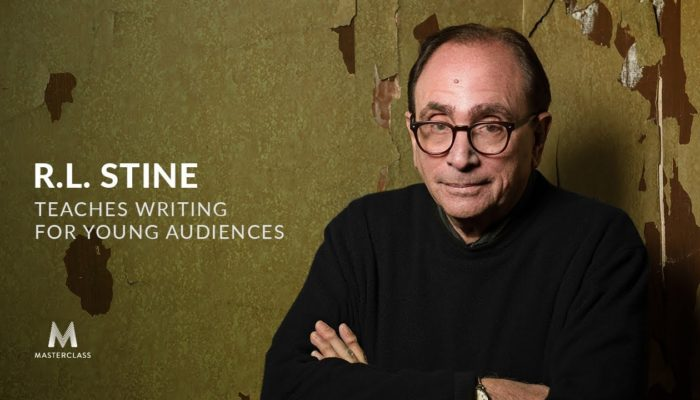 What I Learned About Writing and Storytelling from the R.L. Stine MasterClass