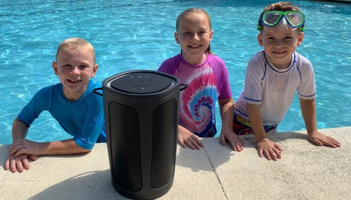 The Altec Soundbucket XL is Music to My Family's Ears