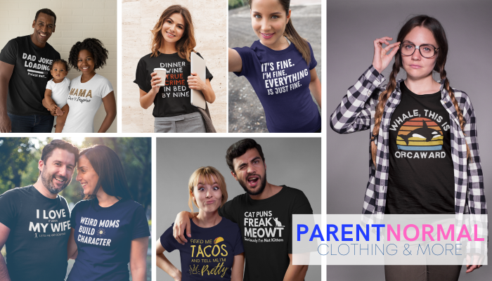 ParentNormal Clothing is Now on Etsy! 24